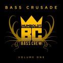 Bass Crusade: Volume One mixtape cover art
