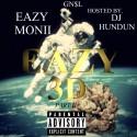Eazy Monii - Eazy 3D 2 mixtape cover art