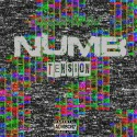 Ant Redd - Numb Tension mixtape cover art