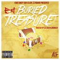 BT - Buried Treasure mixtape cover art