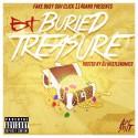 BT - Buried Treasure mixtape cover art