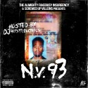 BT - NV 93 mixtape cover art