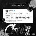 Clout II mixtape cover art