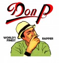 Don P - World's Finest Rapper mixtape cover art