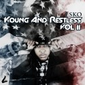 Esko - Young & Restless Volume 2 mixtape cover art