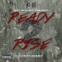 Heat On Da Beat - Ready 2 Rise mixtape cover art