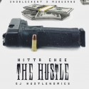 Hitta Chee - The Hustle mixtape cover art
