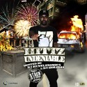 Hittz - Undeniable mixtape cover art