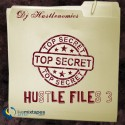 Hustle Files 3 mixtape cover art