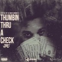 JBo - Thumbin Thru A Check mixtape cover art