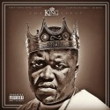 King - The King Lives mixtape cover art
