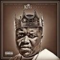 King - The King Lives mixtape cover art