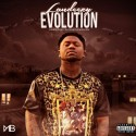 Landeezy - Evolution mixtape cover art