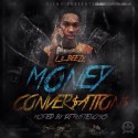 Lil Beezy - Money Conversations mixtape cover art