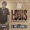 Louis B - The Louis Chronicles mixtape cover art