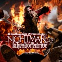 Nightmare On Lake Shore Drive mixtape cover art