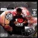 S.Dot - Dotarachi HD 2 mixtape cover art