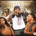 ShawtyWorld - The New Beginning mixtape cover art