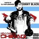 Sonny Black - Welcome To Chiraq mixtape cover art
