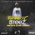 ThatBoyYC - Steez mixtape cover art