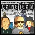 The Caine Team mixtape cover art