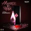 Thirsty - Heartbreaks & Rose' mixtape cover art