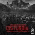 TM Bro Bubbz - Disturbia mixtape cover art