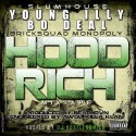 Young Illy & Bo Deal - Hood Rich mixtape cover art