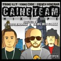 Young Illy & Young Cook - Caine Team mixtape cover art