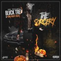 BlvckTrev - The Sorcery mixtape cover art