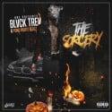 BlvckTrev - The Sorcery mixtape cover art