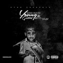 King Marz - Young & Gettin It mixtape cover art