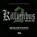 Bytch I'm From Killumbus 2 mixtape cover art