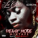 La Chat - Beast Mode The Mixtape mixtape cover art