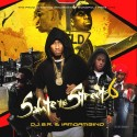 Salute The Streets 6 mixtape cover art