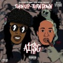 A1 The Supergroup - Turn Up Turn Down mixtape cover art