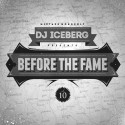 Before The Fame 10 mixtape cover art