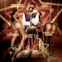 Before The Fame 9 mixtape cover art