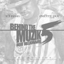 Behind The Muzik 5 mixtape cover art