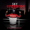 Chris Landry - SkyScrapers mixtape cover art