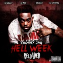 Chubby Jag - Hell Week (Reloaded) mixtape cover art