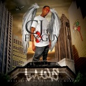 CJ Da Fly Guy - L.A.W.S. mixtape cover art