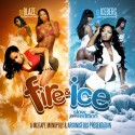 Fire & Ice (Slow Jams Edition) mixtape cover art