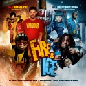 Fire & Ice  mixtape cover art