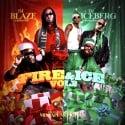 Fire & Ice 2 mixtape cover art