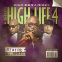 High Life 4 mixtape cover art
