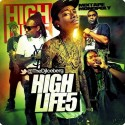High Life 5  mixtape cover art