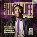 High Life 6 (Hosted By Childish Gambino) mixtape cover art