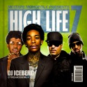 High Life 7 mixtape cover art