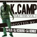 K.Camp - Take This 3 mixtape cover art